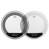 Remo Clear Powersonic Bass Heads