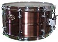 7x13 WorldMax Black Hawg Copper Tint Snare Drum Deluxe Hardware