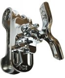 Inde BR2 Tuneable Suspension Mounting System, Chrome, Brass, Black
