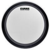 "18"" Evans UV EMAD Coated Bass Drum Batter Drumhead"
