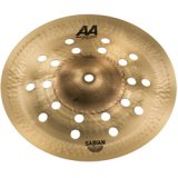 "12"" Sabian AA Mini Holy China Cymbal, 21216"