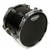 Evans Level 360 Coated Onyx Tom And Snare Drumheads