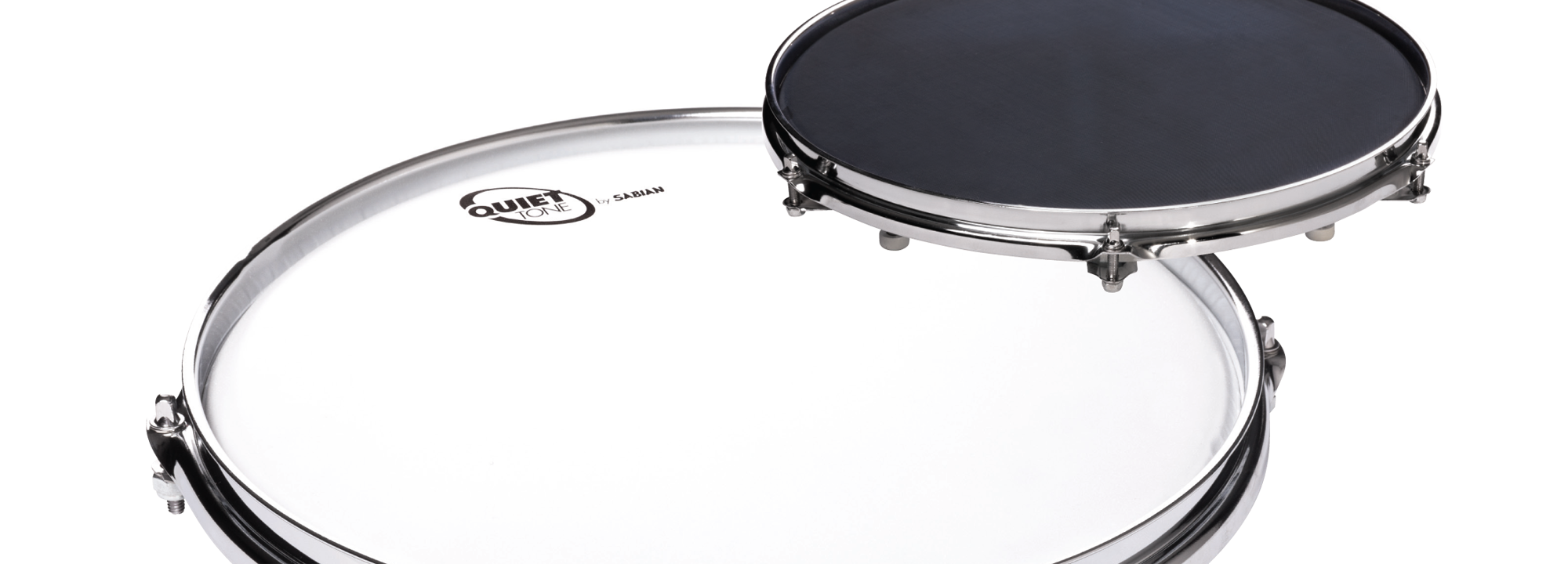 Quiet Tone Practice Pads By Sabian