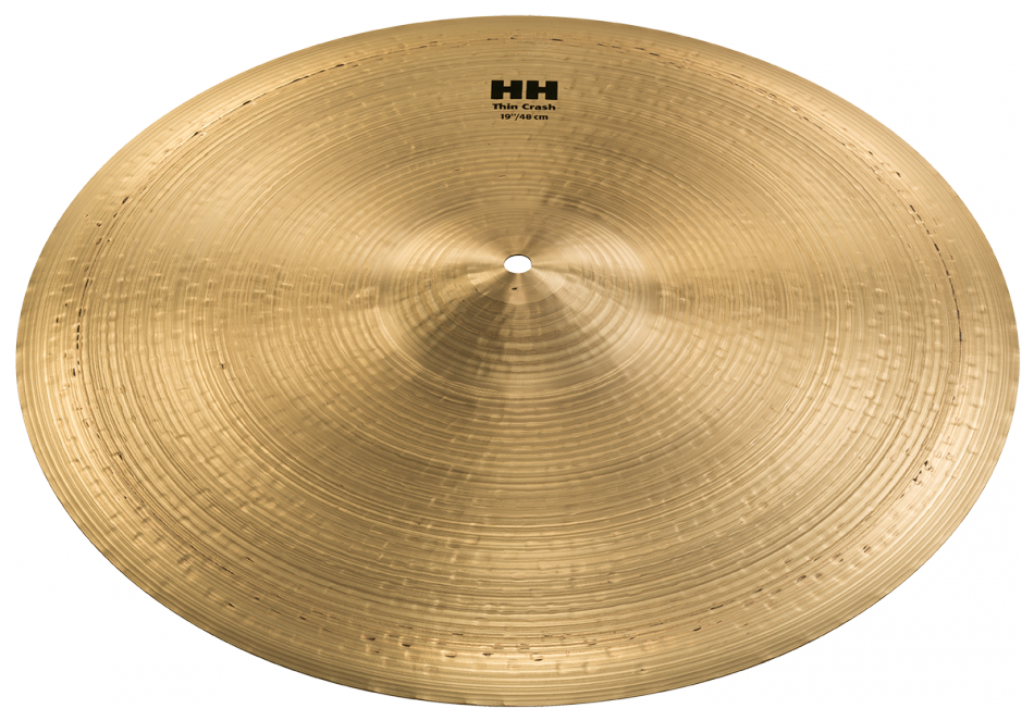 "19"" Sabian HH Remastered Thin Crash Cymbal, 11906"
