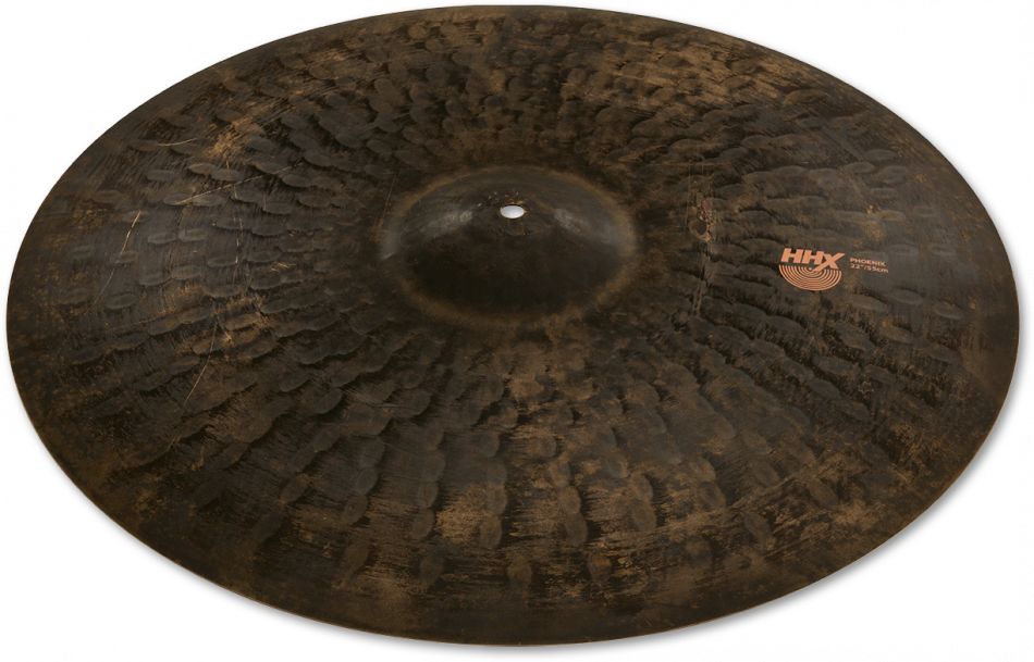 "22"" Sabian HHX Hand-Hammered Phoenix Ride Cymbal, 12280XPH"