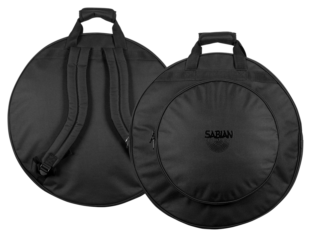 Sabian Quick 22 Black Out Cymbal Bag Backpack