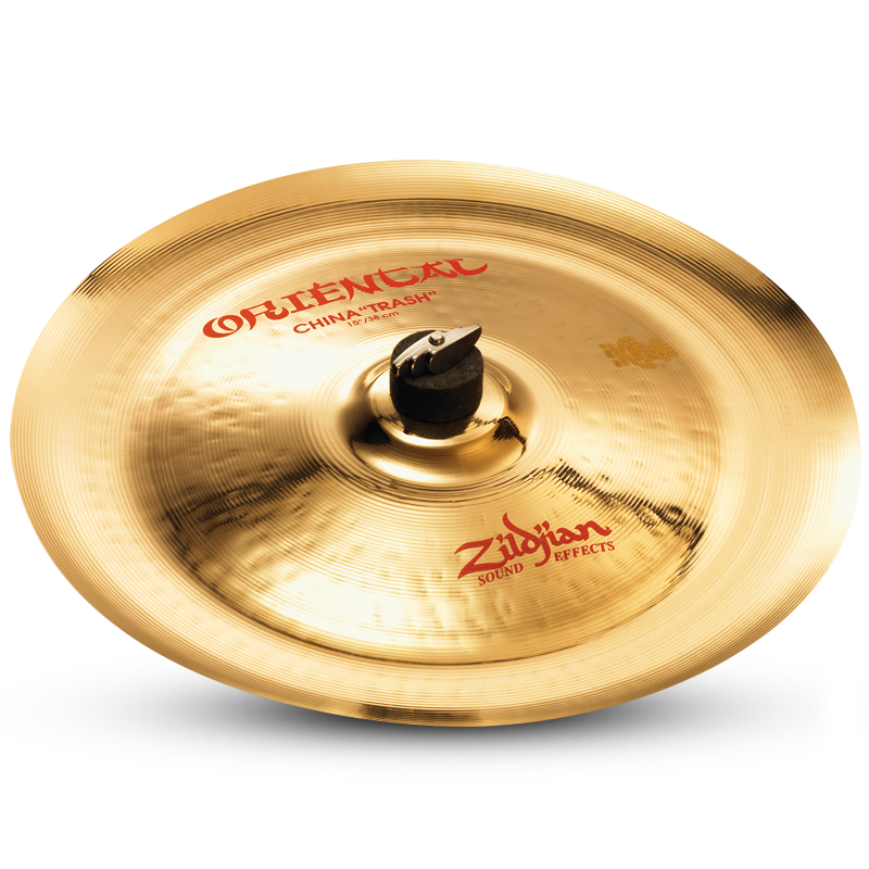 "Zildjian 15"" Oriental China ""Trash"" Effects Cymbal"
