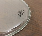 "Dented 16"" Remo Clear Emperor Drumhead For Bass Drum, BB-1316-00_dent"