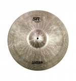 "19"" Sabian SR2 Medium Cymbal, 1969 Grams"