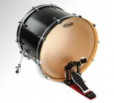 Evans EQ1 Resonant Bass Drum Drumheads
