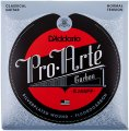 D'Addario EJ45FF ProArte Carbon Classical Guitar Strings, Dynacore Basses, Normal Tension