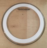 "Slightly Used 18"" Articulator Clear Marching Tom Drum Head By Aquarian"