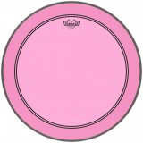 "24"" Remo Powerstroke 3 Colortone Bass Drum Head, Pink, P3-1322-CT-PK"