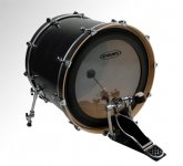 Evans EMAD Batter Side Bass Drum Drumheads