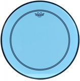 "20"" Remo Powerstroke 3 Colortone Bass Drum Head, Blue, P3-1320-CT-BU"