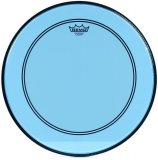 "18"" Remo Powerstroke 3 Colortone Bass Drum Head, Blue, P3-1318-CT-BU"