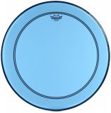 "22"" Remo Powerstroke 3 Colortone Bass Drum Head, Blue, P3-1322-CT-BU"