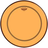 "18"" Remo Powerstroke 3 Colortone Bass Drum Head, Orange, P3-1318-CT-OG"