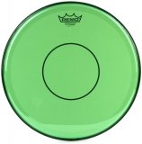 "14"" Remo Green Powerstroke 77 Colortone 2 Ply Snare Drum Drumhead, P7-0314-CT-GN"