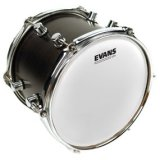 "8"" Evans Level 360 Coated UV1 Tom Drum Or Snare Drum Batter Side Drumhead, B08UV1"