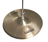 "13"" Sabian SR2 Medium-Heavy Hi-Hat Cymbal Pair"