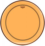 "22"" Remo Powerstroke 3 Colortone Bass Drum Head, Orange, P3-1322-CT-OG"