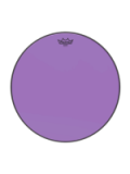 "13"" Remo Colortone Emperor Tom Drum Head, Purple, BE-0313-CT-PU"