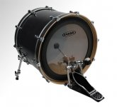 Evans EMAD2 Batter Side Bass Drum Drumheads