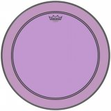 "20"" Remo Powerstroke 3 Colortone Bass Drum Head, Purple, P3-1320-CT-PU"