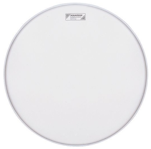 """AQUARIAN DRUMHEAD NEW FOR18 FORCE 10 CLEAR 18/"""" Drum Batter Head Large"""