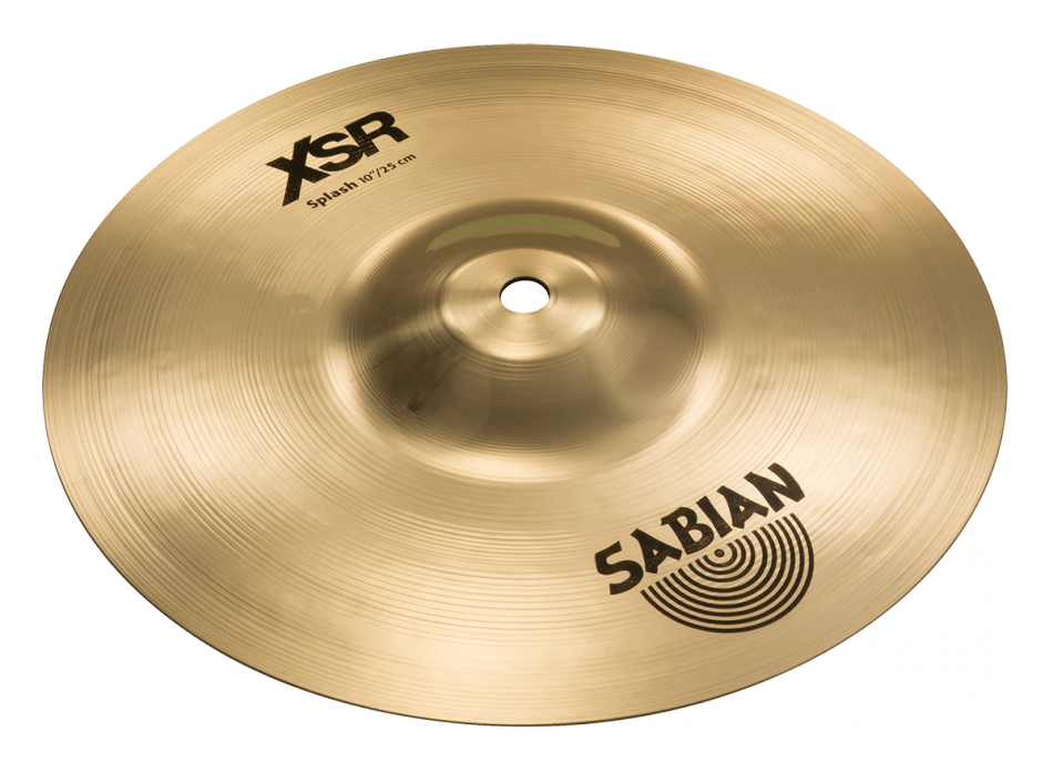 XSR Series Drumset Cymbals