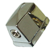 Blemished Sugar Cube Drum Lug, Single Ended, Chrome