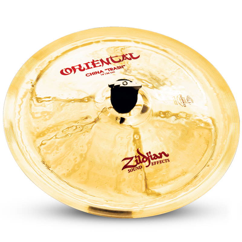 "Zildjian 18"" Oriental China ""Trash"" Effects Cymbal"